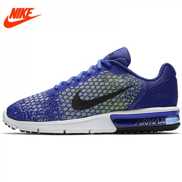 NIKE Original  2017 Spring New Arrival AIR MAX SEQUENT 2 Women's Running Shoes Sneakers