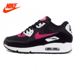 NIKE Original 2017 Summer New Arrival Air Max 90 Women's Running Shoes Sneakers