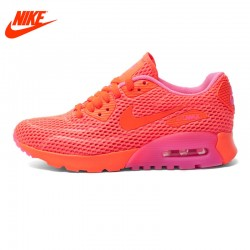 NIKE Original Breathable AIR MAX 90 ULTRA BR Women's Running Shoes Sneakers