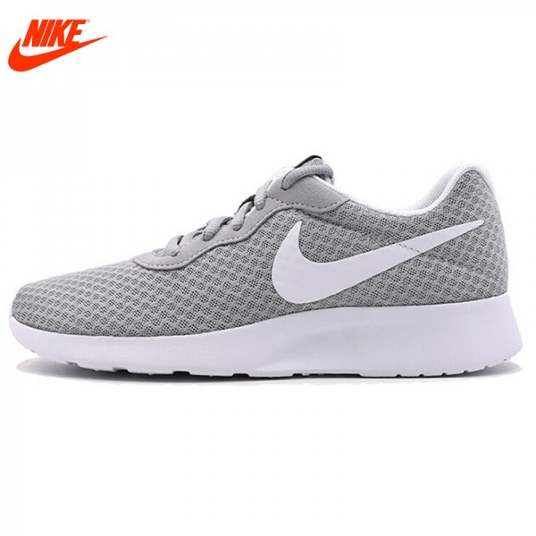 NIKE Original New Arrival 2017 Summer Breathable WMNS TANJUN Women's  Running Shoes Sneakers