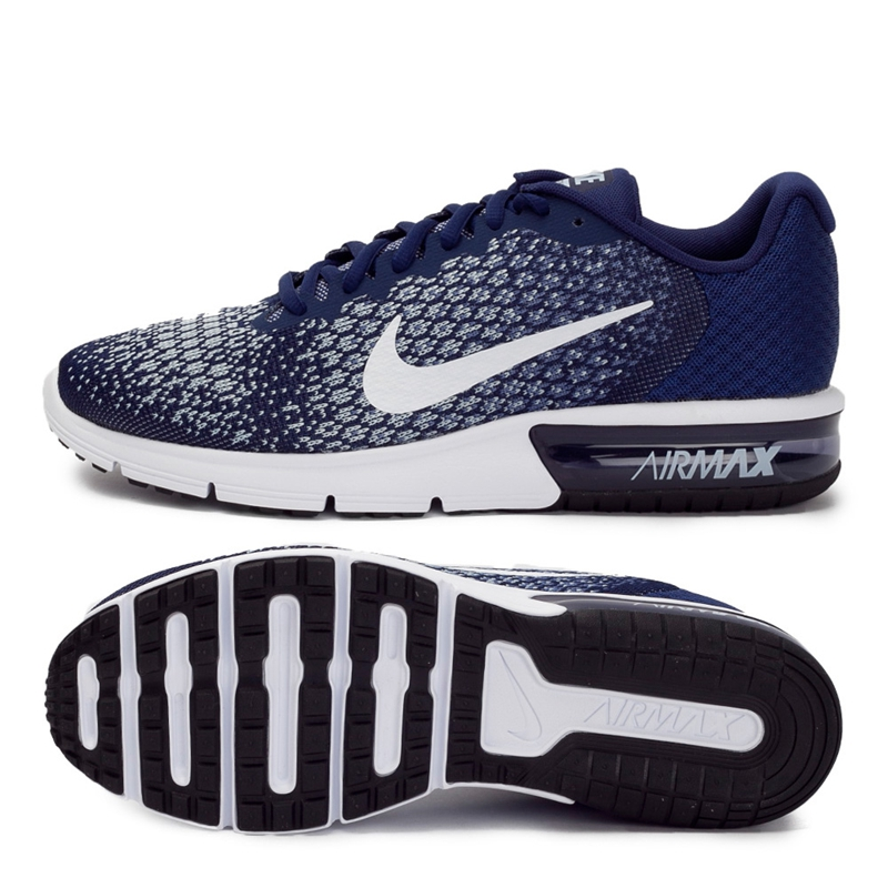 New Arrival 2017 Original NIKE Breathable AIR MAX SEQUENT 2