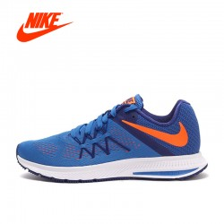 New Arrival Original NIKE Breathable ZOOM WINFLO 3 Men's Running Shoes Sneakers