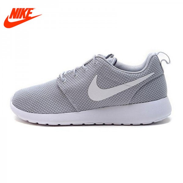 New Arrival Original NIKE Mesh Breathable ROSHE ONE Men's Running Shoes Sneakers