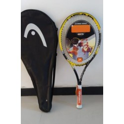 New 100% carbon Tennis racket, YouTek IG Speed De calidad superior HD L3 Tennis racket ,free of charge racket bag and threading