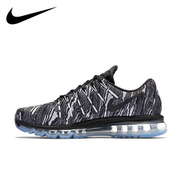 Nike Air Max 2016 Print Men's Running shoes nike shoes sneakers sport shoes men#818135-100