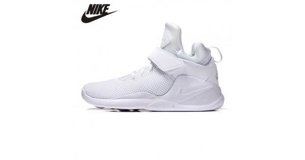 Nike Kwazi Men's Running Shoes White Sports Shoes Sneakers