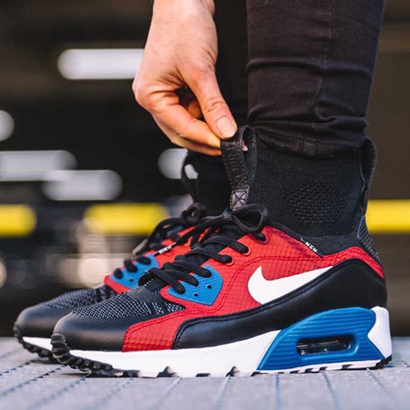 Nike Man Running Shoes Air Max 90 Ultra Super fly H T M