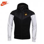 Nike men's spring knit Outdoor sportswear jacket 727368-010