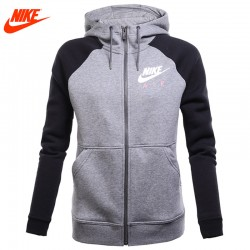 Nike original women's spring knitted sportswear jacket 831835-091