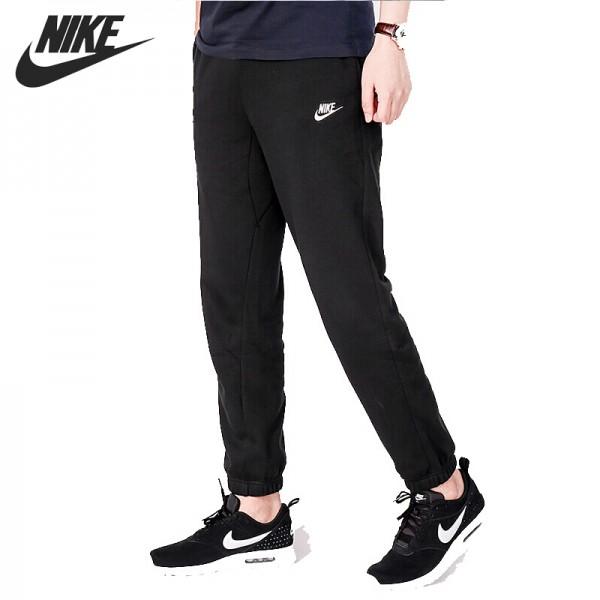 Nova chegada original 2017 nike como m nsw pant cf pés calças sportswear dos homens do clube