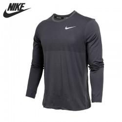 Nova chegada original 2017 nike dos homens camisetas de manga longa sportswear