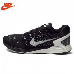 Official New Arrival Authentic Nike LUNAR Glide 7 Men's Mesh Light Running Shoes Sneakers