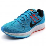 Official New Arrival NIKE AIR ZOOM STRUCTURE 19 Women's Breathable Running Shoes Sneakers