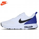 Official Nike 2017 New Arrival Original Air Max Tavas Men's Breathable Running Shoes Sneakers