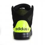 Original    Adidas NEO men's Skateboarding Shoes High top sneakers