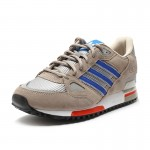 Original    Adidas ZX 750 Originals men and women Skateboarding Shoes B24853 Low to help sneakers