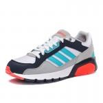 Original   Adidas NEO RUN9TIS Men's  Skateboarding Shoes Sneakers
