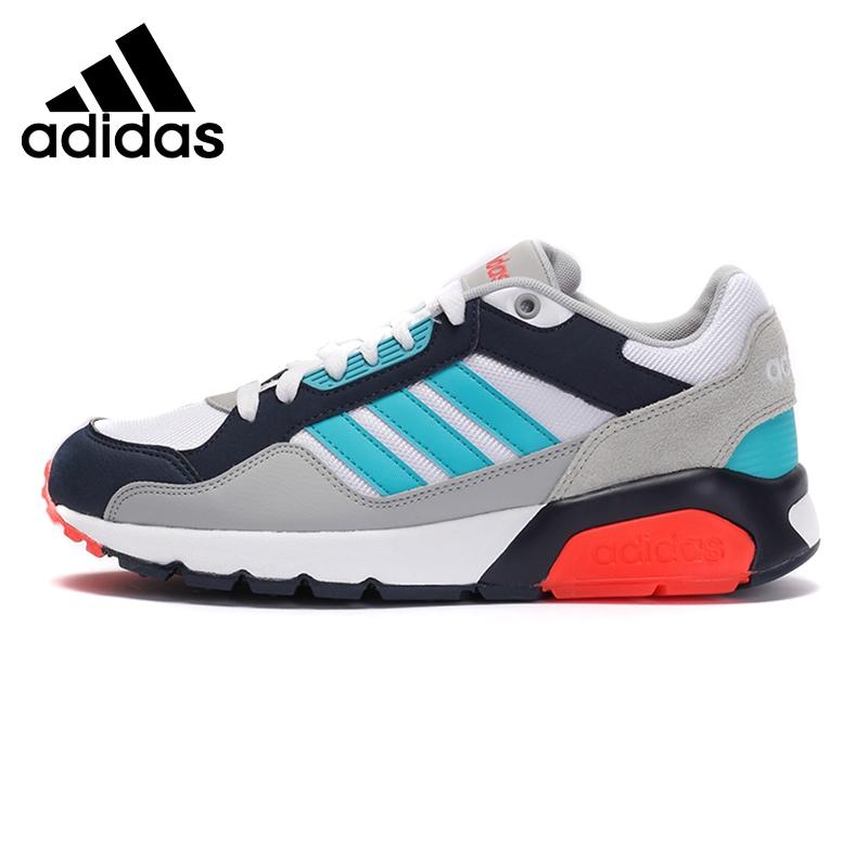 Equipo de juegos Autor Resentimiento  Original Adidas NEO RUN9TIS Men's Skateboarding Shoes Sneakers