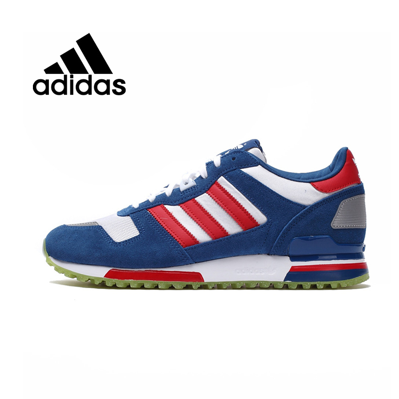 c1aa0a75ad85 Original Adidas Originals ZX700 men and women Skateboarding Shoes S77322  sneakers Unisex