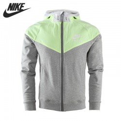 Original   Nike men's jacket 646520-063-496-657-010 Hoodie sportswear