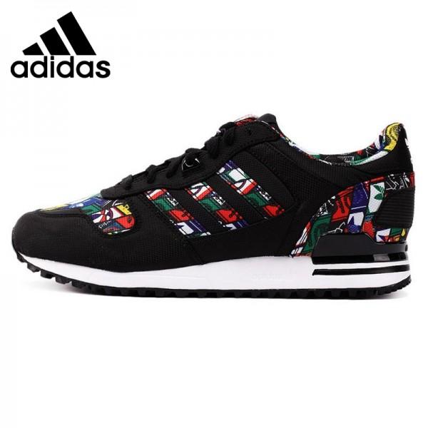 Original  Adidas Originals Unisex Printed Skateboarding Shoes Sneakers