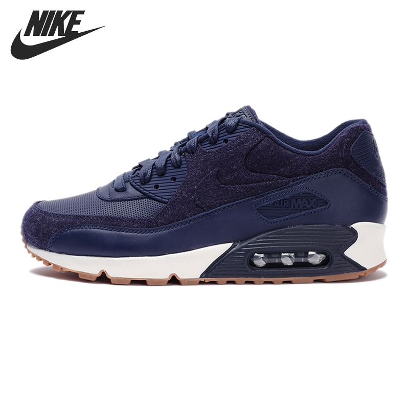 cost charm big sale great deals Original NIKE AIR MAX 90 PREMIUM Men's Running Shoes Sneakers