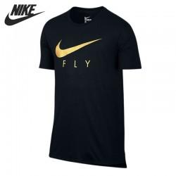Original  NIKE FLY DROPTAIL TEE Men's T-shirts Short Sleeve Sportswear