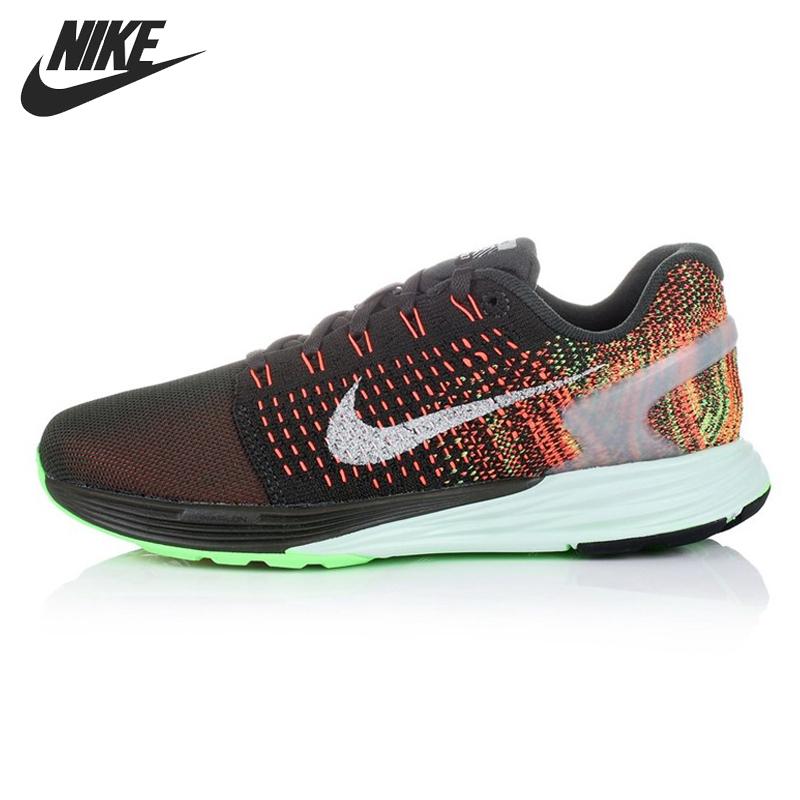huge discount a7dd7 2258d Original NIKE LUNARGLIDE 7 FLASH Women s Running Shoes Sneakers