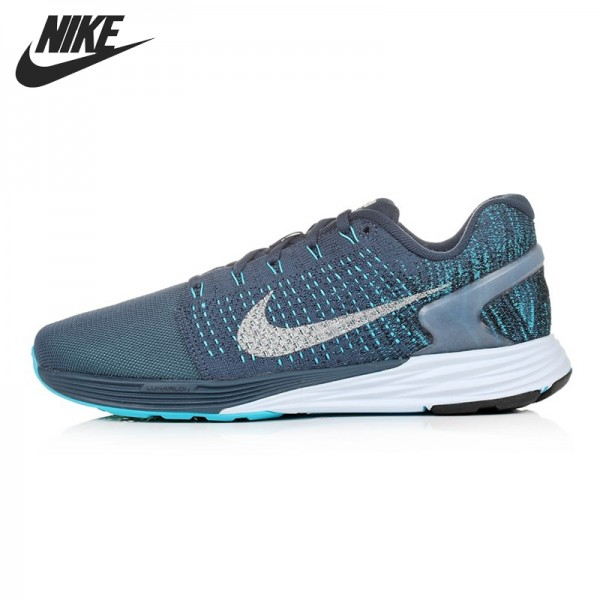 Original  NIKE LUNARGLIDE 7 FLASH Men's Running Shoes Sneakers