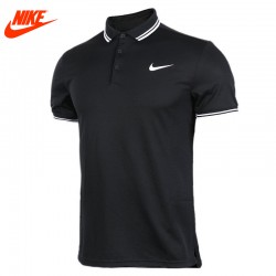 Original 2017 Summer New Arrival NIKE Men's POLO T-shirt short sleeve Sportswear
