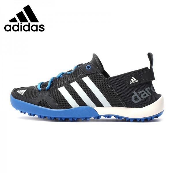 Original Adidas Men's Hiking Shoes Outdoor sports sneakers