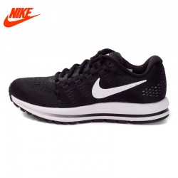 Original NIKE  New Arrival 2017 Summer Breathable AIR ZOOM VOMERO 12 Women's Running Shoes Sneakers