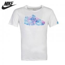 Original NIKE AS NIKE TEE-AIR MAX Men's knitted T-shirts Sportswear