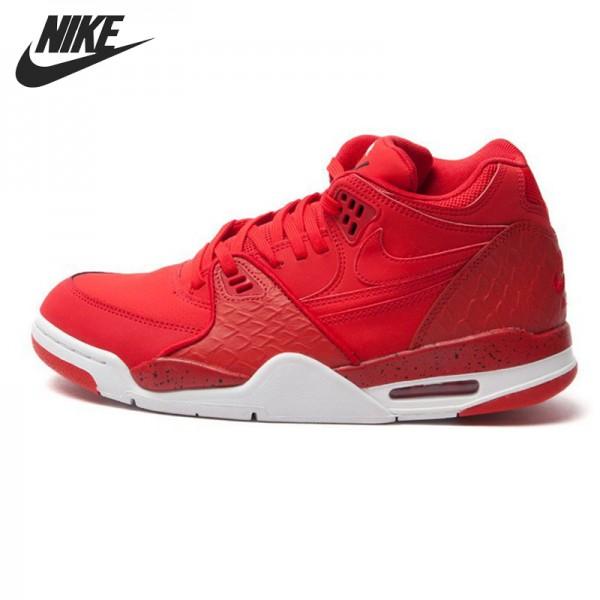 Original NIKE Air Flight 89 Men's Basketball Shoes High top Sneakers