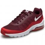 Original NIKE Breathable AIR MAX INVIGOR PRINT Men's Running Shoes Sneakers
