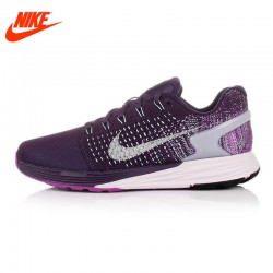 Original NIKE Breathable LUNARGLIDE 7 FLASH Women's Running Shoes Sneakers