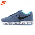 Original NIKE Breathable Mesh Surface AIR MAX Women's Running Shoes Sneakers Whole Palm Cushioning