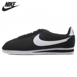 Original NIKE CLASSIC CORTEZ NYLON Men's Skateboarding Shoes Low top Sneakers