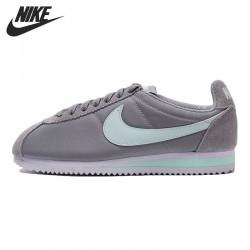 Original NIKE CLASSIC CORTEZ NYLON women's Running Shoes sneakers