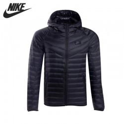Original NIKE GUILD 550 JKT-HD Men's Down Jacket Hiking Down Sportswear