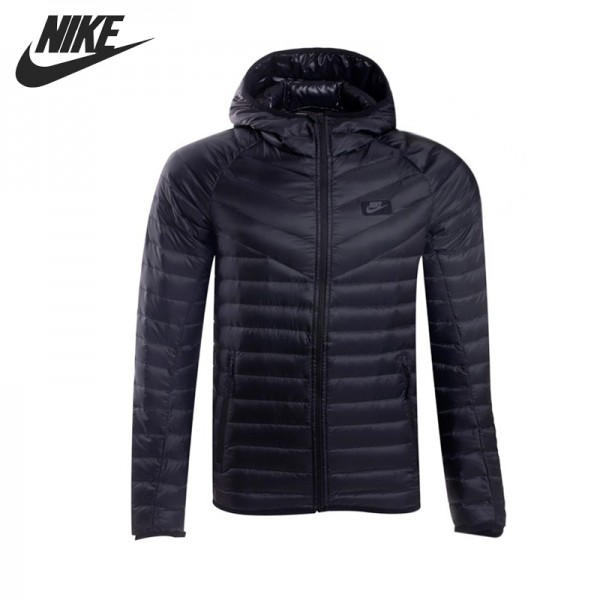Original NIKE GUILD 550 JKT-HD Men's Down Jacket Hiking Down Sportswear