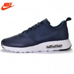 Original NIKE Leather Surface AIR MAX Men's Running Shoes Low Top Sneakers