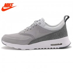 Original NIKE Leather Waterproof air max Women's Running Shoes Sneakers