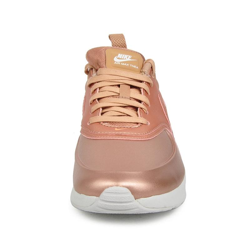 Max Leather Air Thea Se Running Women's Nike Shoes W Sneakers Made Waterproof Original OkPTXiuZ