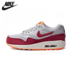 Original NIKE Max Air 1 women's Running shoes sneakers