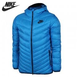 Original NIKE Men's Down Jacket Hiking Down Sportswear