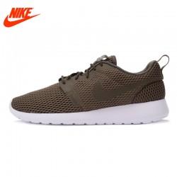 Original NIKE Mesh Breathable ROSHE ONE HYP BR Men's Running Shoes Sneakers