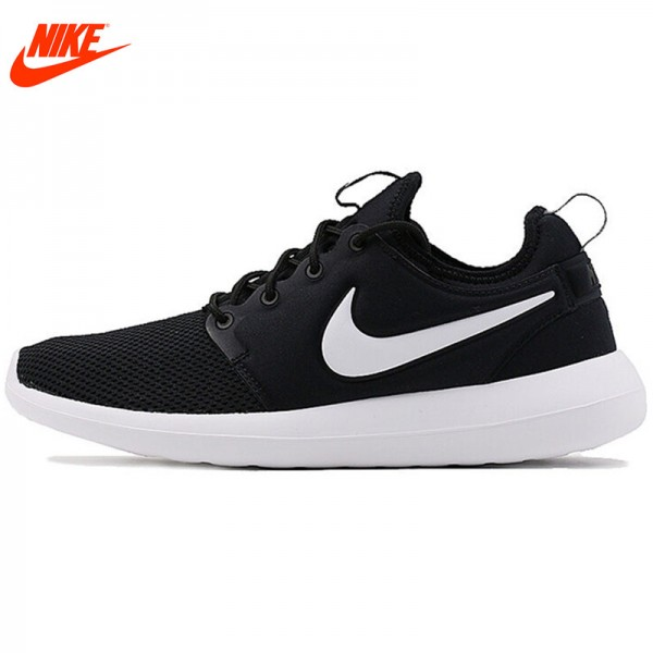 Original NIKE New Arrival 2017 Spring Breathable ROSHE TWO Men's Running Shoes Sneakers