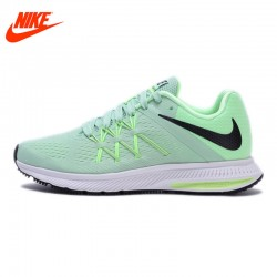 Original NIKE New Arrival 2017 Spring ZOOM WINFLO 3 Women's Running Shoes Sneakers