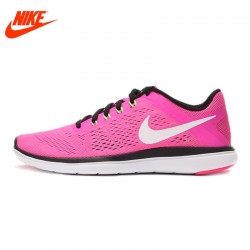 Original NIKE Summer Breathable Flex RN Women's Running Shoes Sneakers